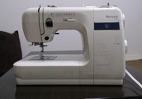 ミシン ジャノメ モナーゼE4000