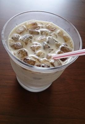 自宅で氷コーヒー