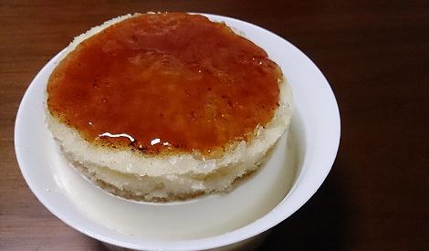 ファミマのプレミアムブリュレチーズケーキ