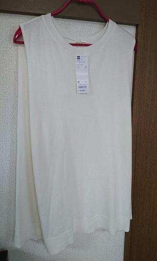 GUで購入した服