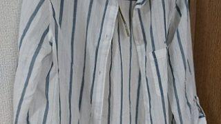 アメリカンイーグルのシャツを購入