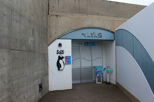旭山動物園のぺんぎん館