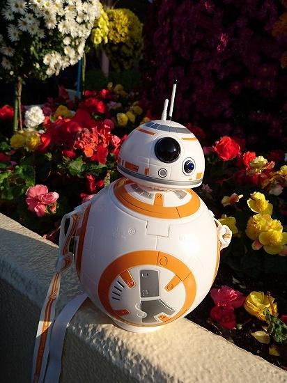 BB-8のポップコーンバケット