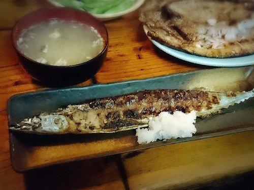 釧路市の『炉ばた』
