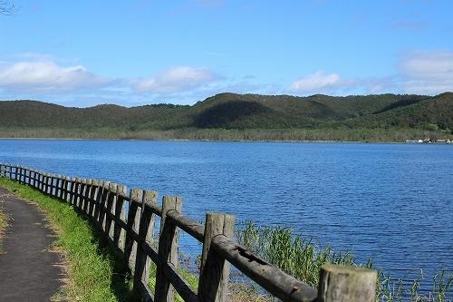 釧路市の湖