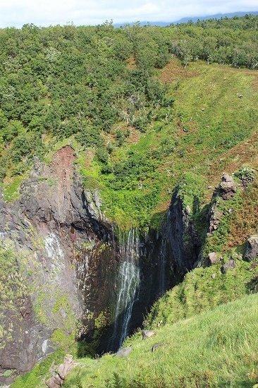 フレぺの滝