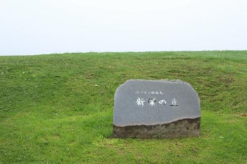 美瑛の新栄の丘
