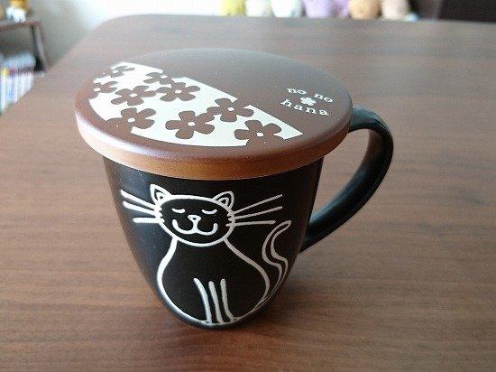 セリアで買ったマグカップの蓋