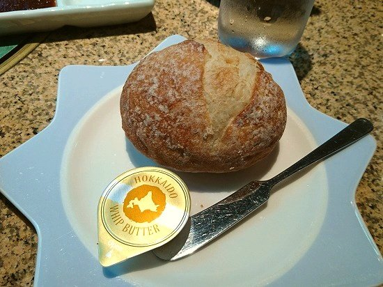 【那須】あ・かうはーど セットのパン