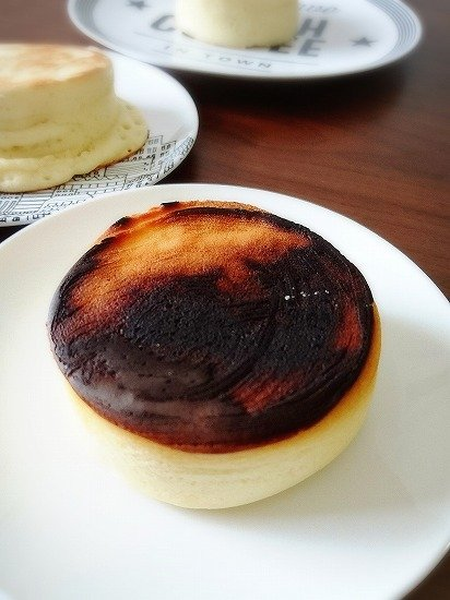 100均の厚焼きパンケーキ型
