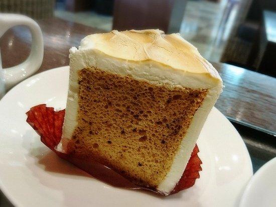 タリーズ クラシックパンケーキとシフォンケーキ ミルクティ