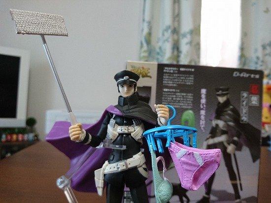 D-Arts 葛葉ライドウ フィギュア リーメント小物