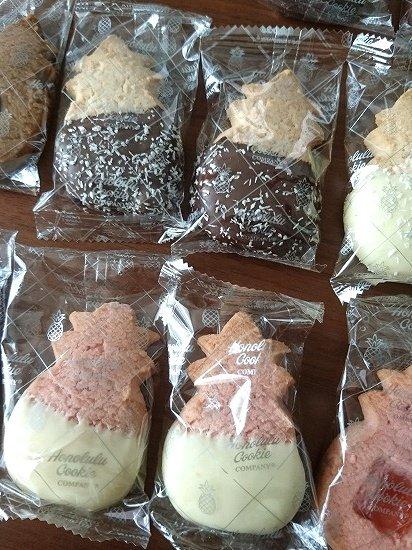 ハワイ土産 ホノルルクッキー