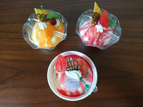 100円ショップダイソー スクイーズ