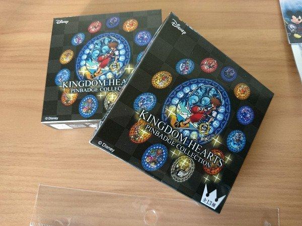 キングダムハーツ3 スカイツリーイベント『光と闇の塔』購入したグッズ